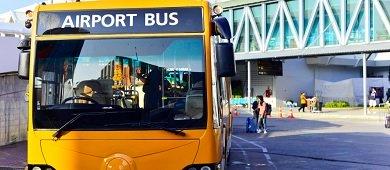 openbaar vervoer Catania Airport