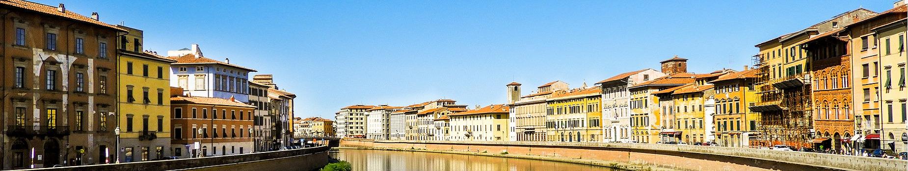 Hotels boeken bij Pisa Airport