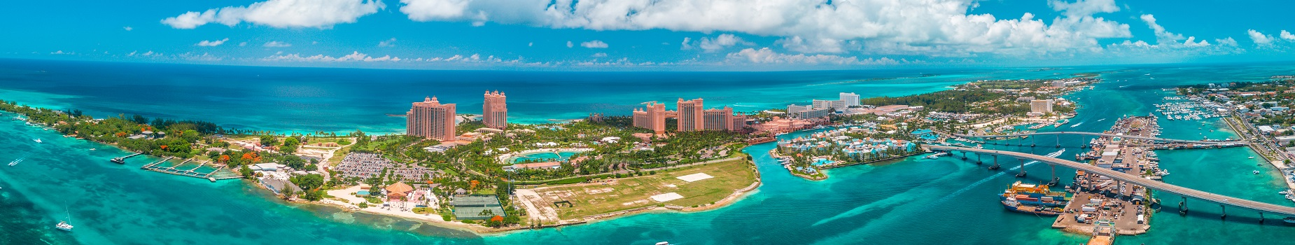 Vliegvelden Bahama's