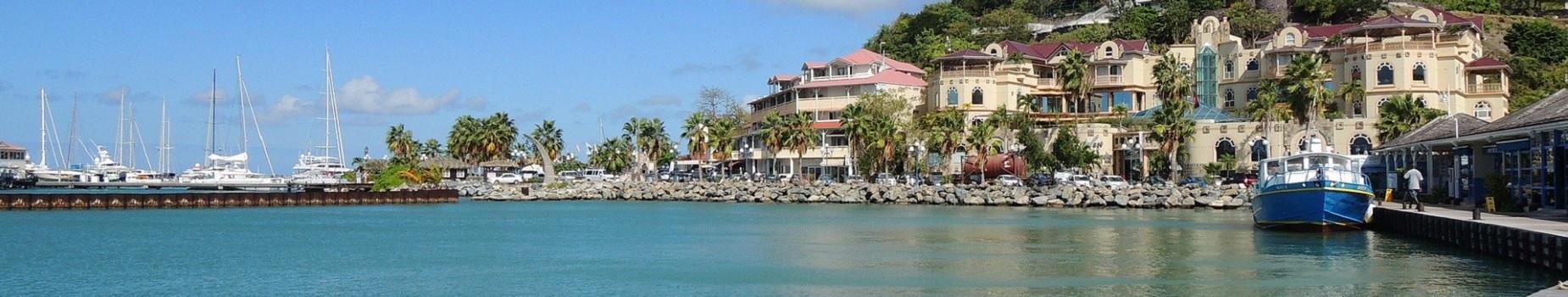 Vliegvelden St. Maarten