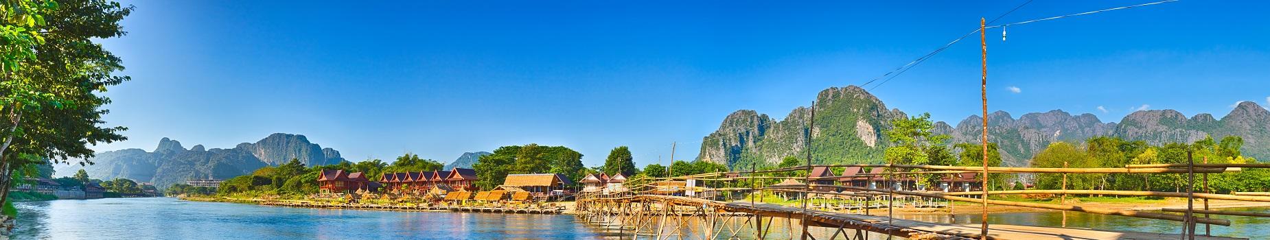 Vliegvelden Laos