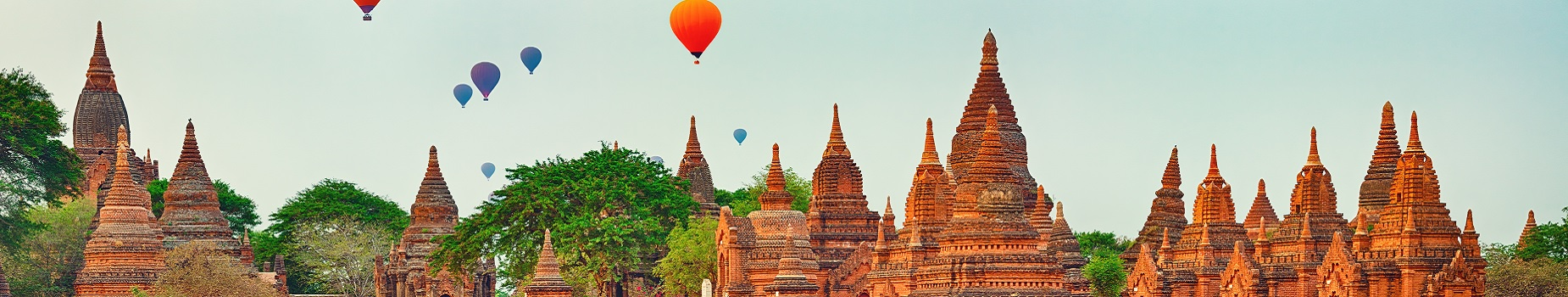 Vliegvelden Myanmar