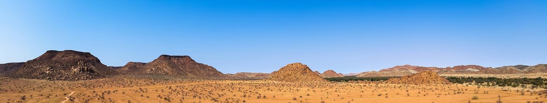 Vliegvelden Namibië