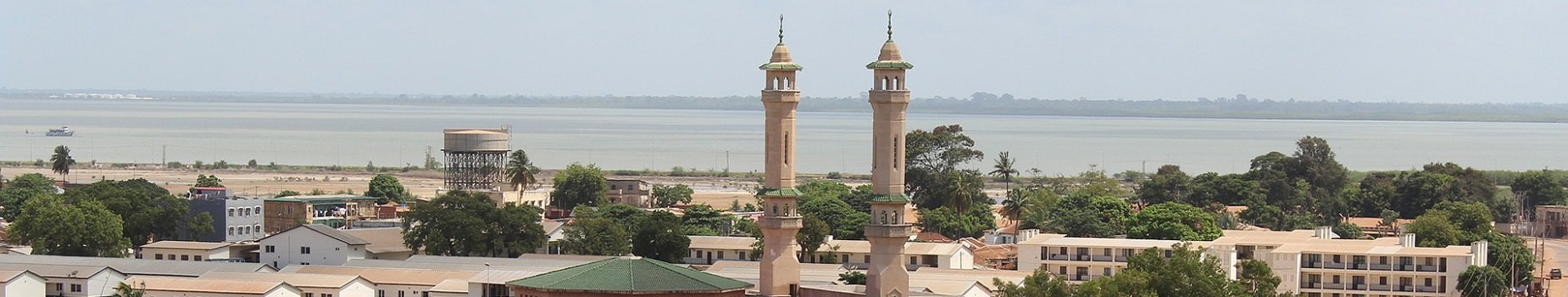 Vliegvelden Gambia