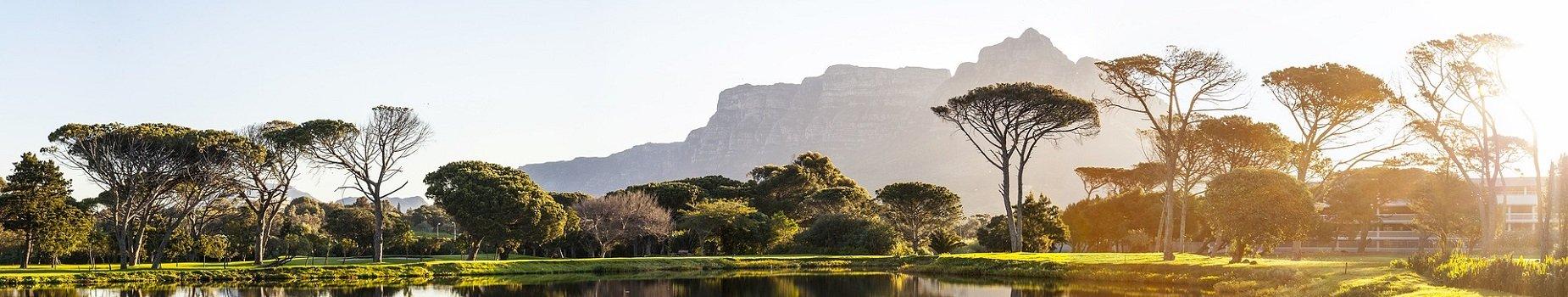Vliegvelden Zuid-Afrika